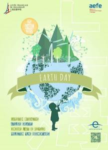Earth day @Pudong