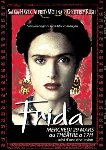 Frida, le film @Théâtre