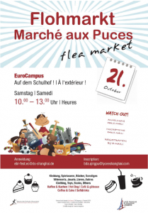 Flohmarkt / Marché aux Puces