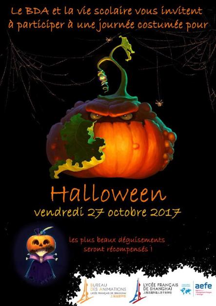 Halloween au lfs