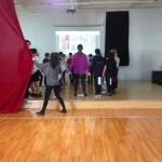 20171110 - Lisa et les chaussettes rouges Répétitions et concentration