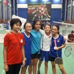 Tournoi de badminton Indonésie