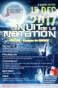 Nuit Natation bd