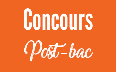Concours post bac