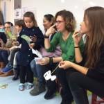 Lecture par les mamans Lycee francais