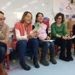 Lecture par les mamans Pudong