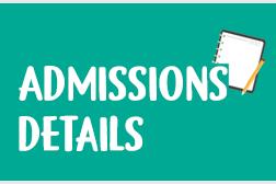 1 Admissions details