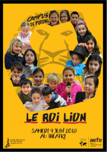 Le Roi Lion - Comédie musicale