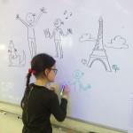La Ptite Lu à Pudong best school in China