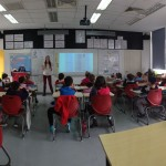 La Ptite Lu à Pudong international school in Shanghai