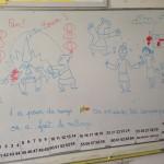 La Ptite Lu à Pudong learning at LFS