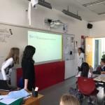 Tara - echanges avec les 5emes Pudong LFS