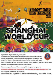 Shanghai World Cup