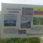 Affiche semaine des langues hispano Lycée français de Shanghai