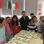 Pudong semaine du gout 2018 Lycee français de Shanghai