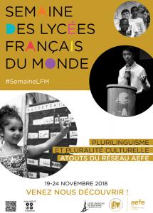 Semaine LFM Lycées français du Monde