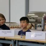 Délégués primaire Shanghai LFS