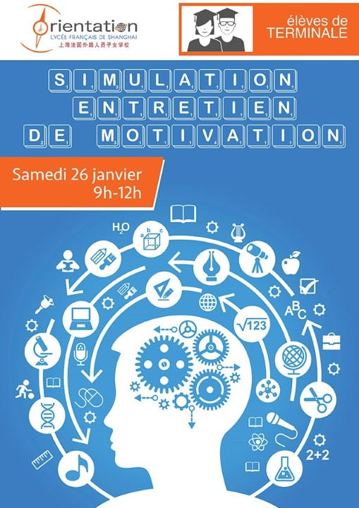 Simulation entretiens de motivation