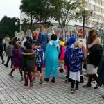 Carnaval Pudong Lycee francais de Shanghai