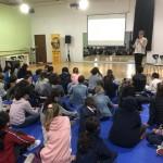 Couleur de Peau : Miel Corinne Bertrand Lycée français de Shanghai