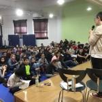 Couleur de Peau : Miel  Lycée français de Shanghai