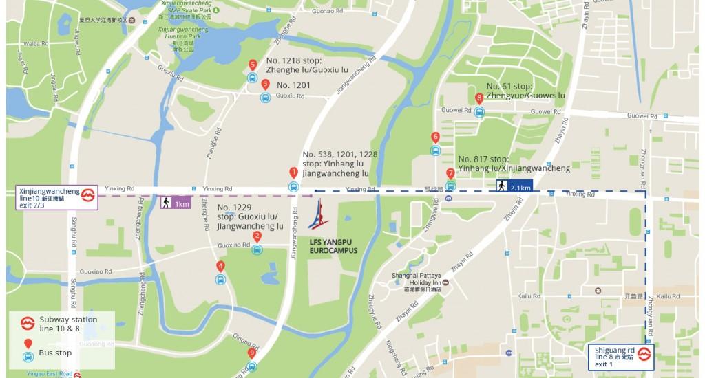 Map-accessYangpu