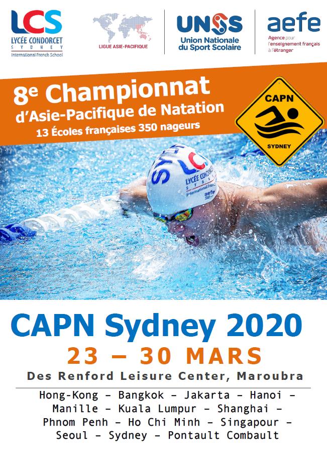 CAPN à Sydney !