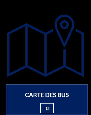 Carte des bus